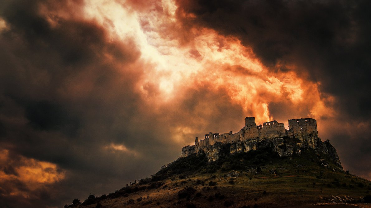 burning_castle_by_emmmbeee-d6iqtkl
