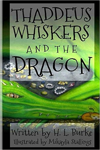 Thaddues Whiskers and the Dragon
