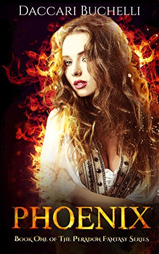 Phoenix (Revised Edition) (The Peradon Fantasy Series Book 1)