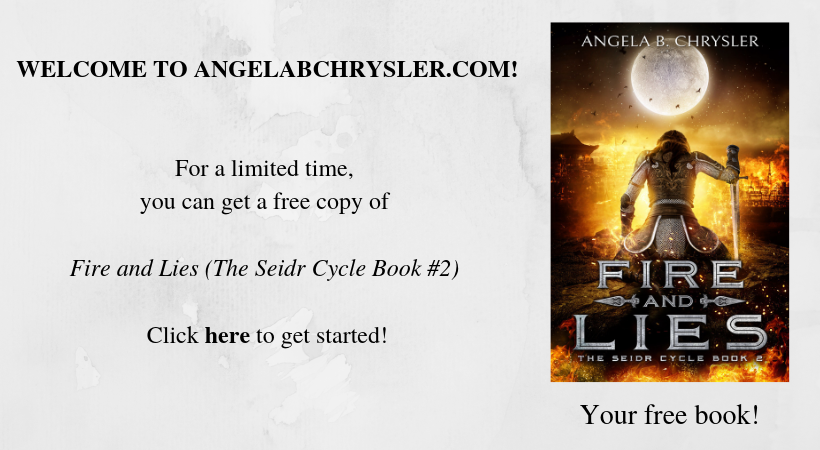 This image has an empty alt attribute; its file name is Welcome-to-angelabchrysler.com-For-a-limited-time-you-can-get-a-free-copy-of-Fire-and-Lies-The-Seidr-Cycle-Book-2-direct-from-www.angelabchrysler.com_.-Learn-more.1.png